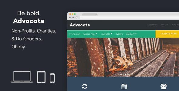 Advocate – Professional Nonprofit Organizations