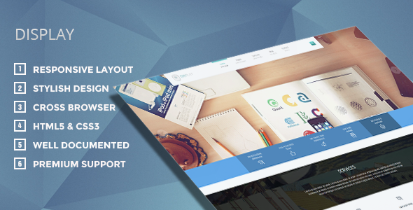 Display v2.0 – Responsive WordPress Theme