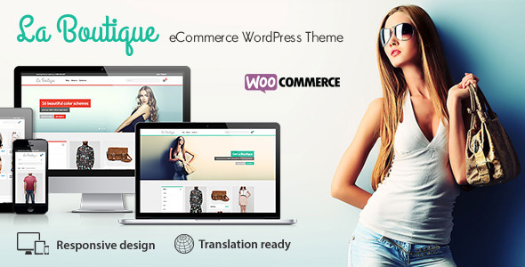 La Boutique v1.7 – Multi-purpose WooCommerce Theme