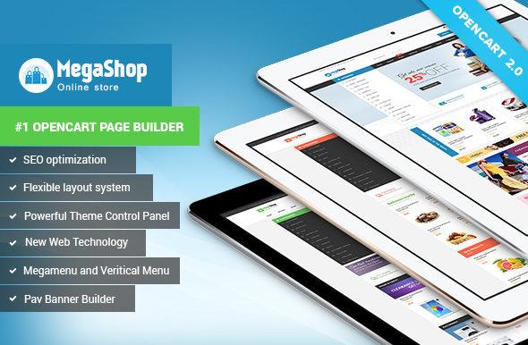 Download – Pav Megashop – Opencart 2 0 theme